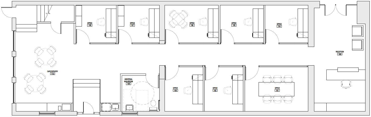 floor plans shared offices peterborough